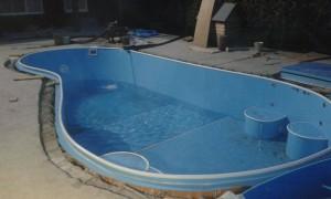 Полипропиленовый бассейн - Златоуст