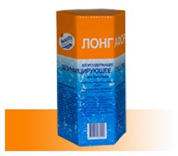 ЛОНГАФОР. Химия для бассейнов
