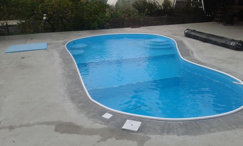 Златоуст Полипропиленовый бассейн